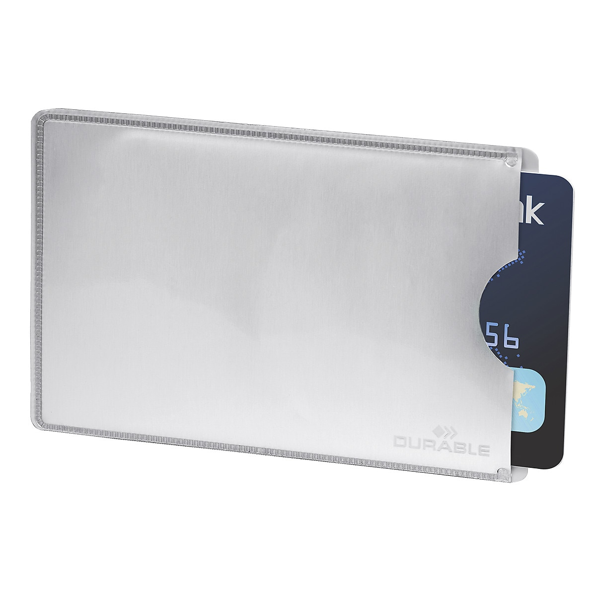 RFID Secure, bank- og kredittkortlomme, 3-pack