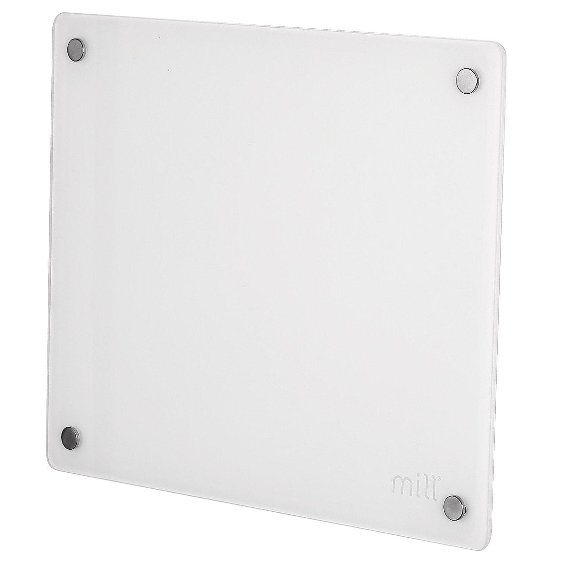 Mill MB250 Varmeovn med glassfront, 250 W, 230 V