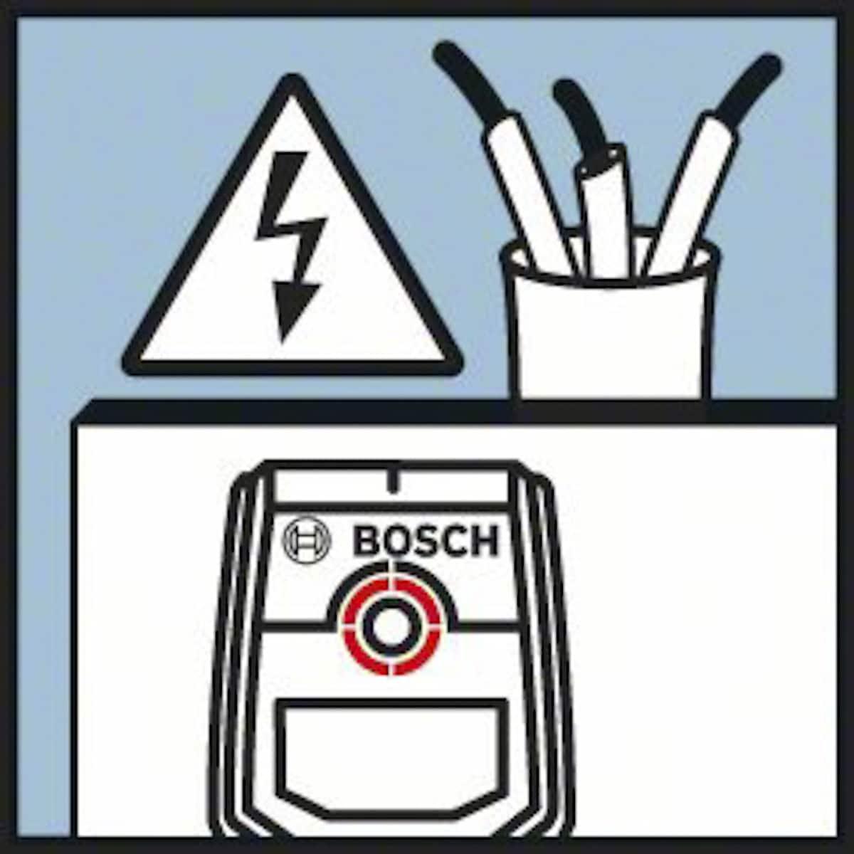Bosch GMS 120 Professional multidetektor