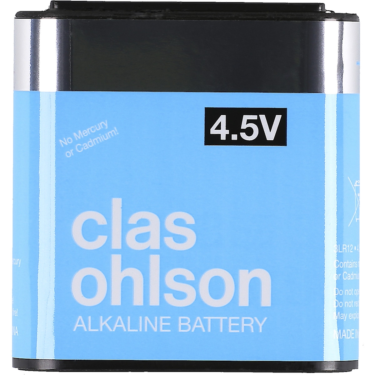 Alkaliskt batteri 3LR12