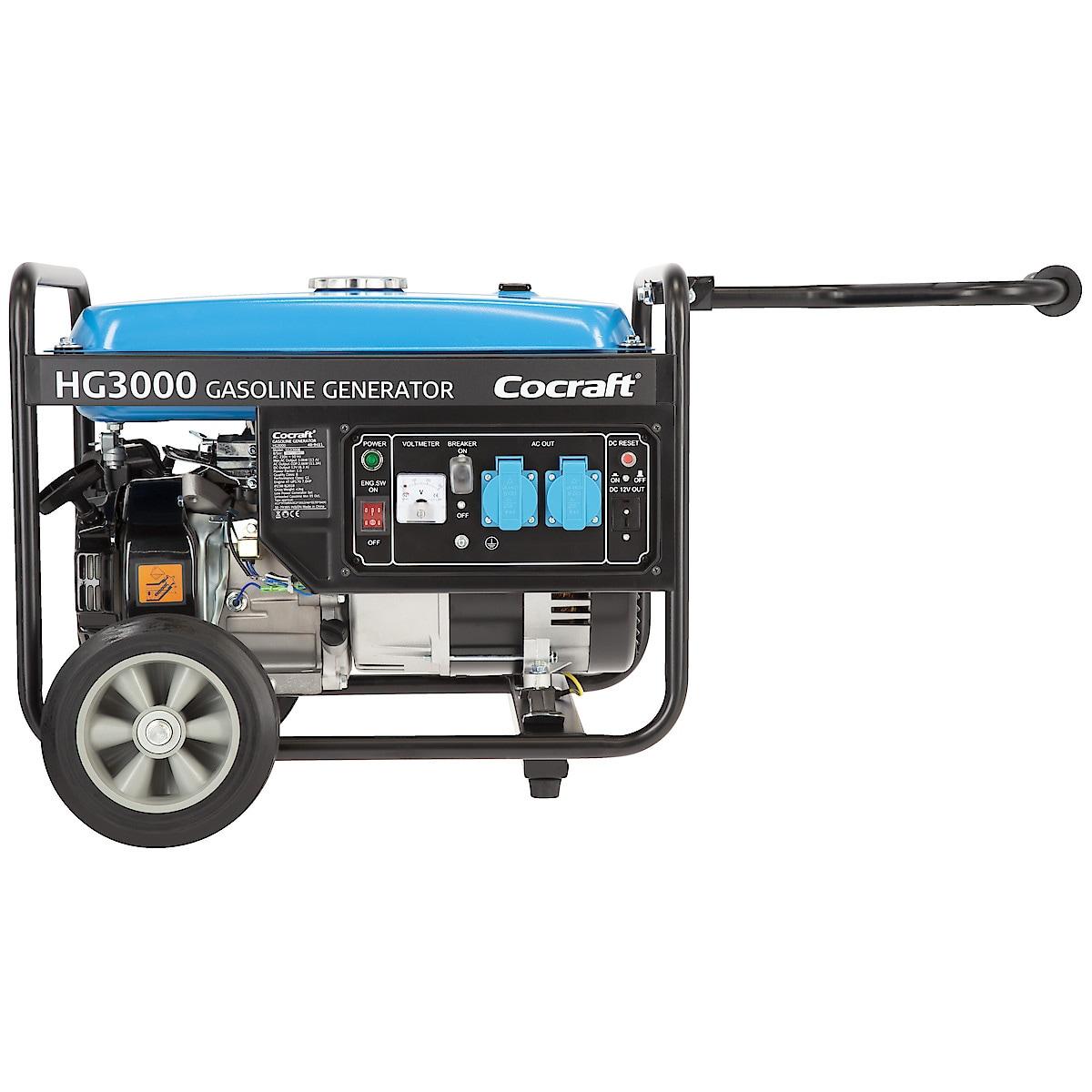 Elverk Cocraft HG 3000
