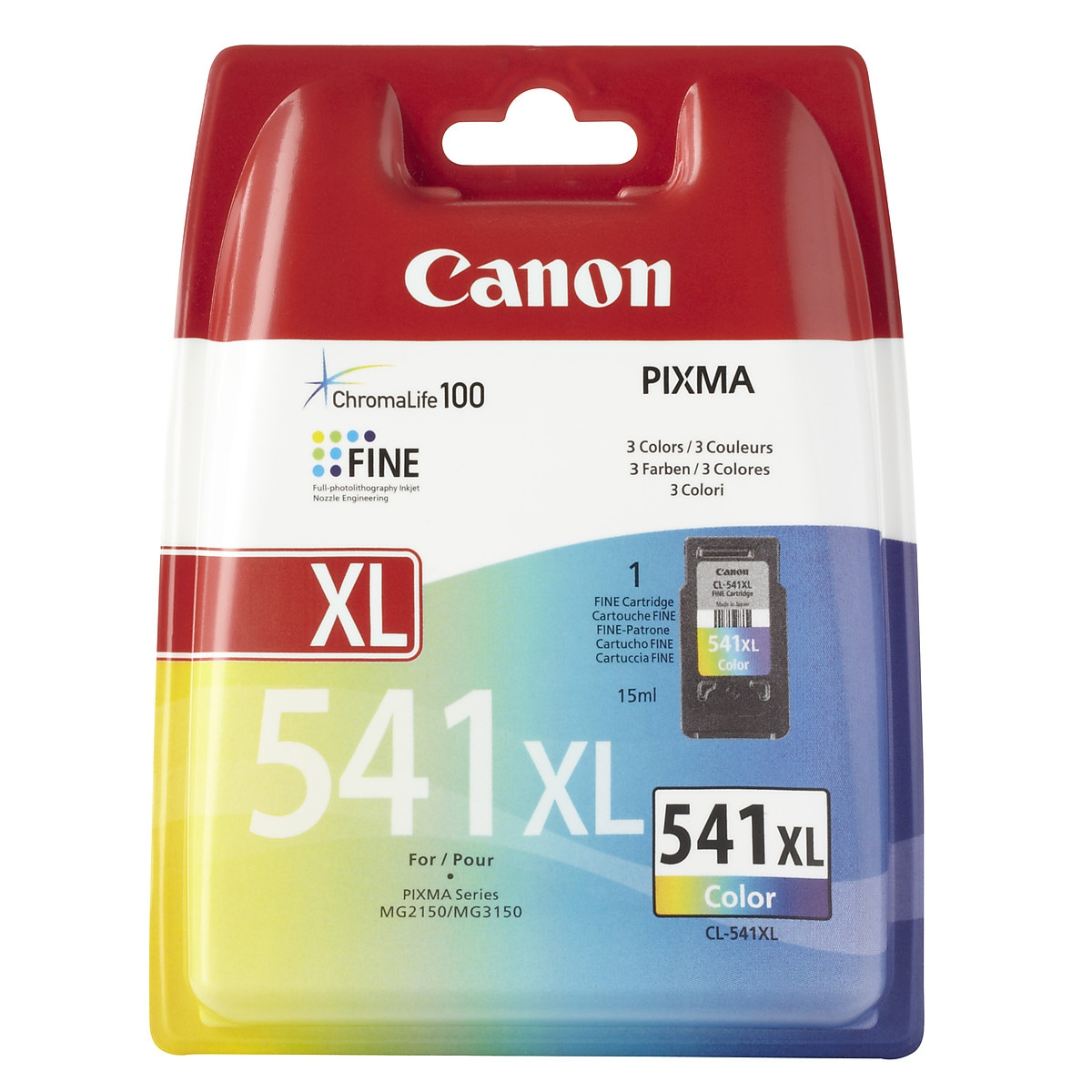 Canon PG-540/CL-541 Ink Cartridge