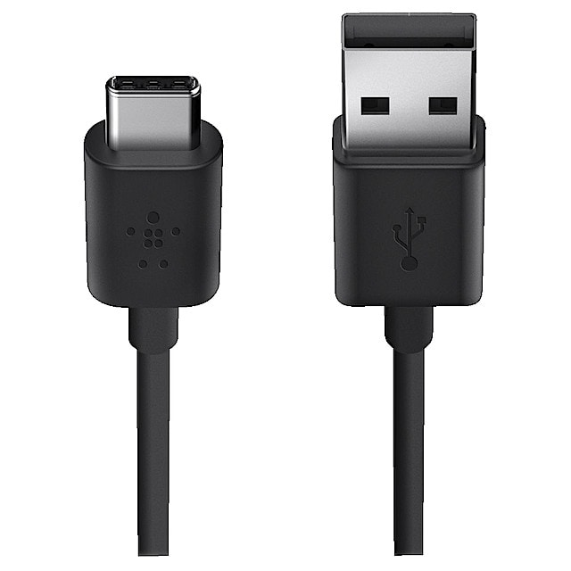 12 V laddare USB C, Belkin | Clas Ohlson