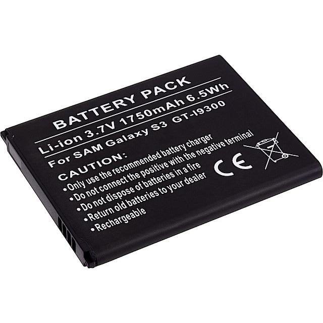 Batteri till Samsung Galaxy S3 | Clas Ohlson