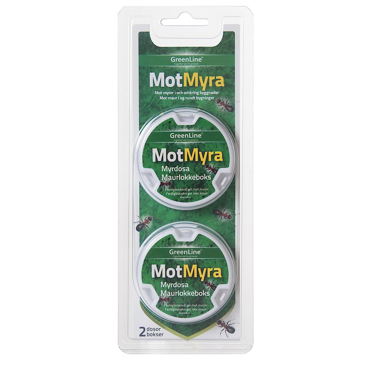 MotMyra, maurboks