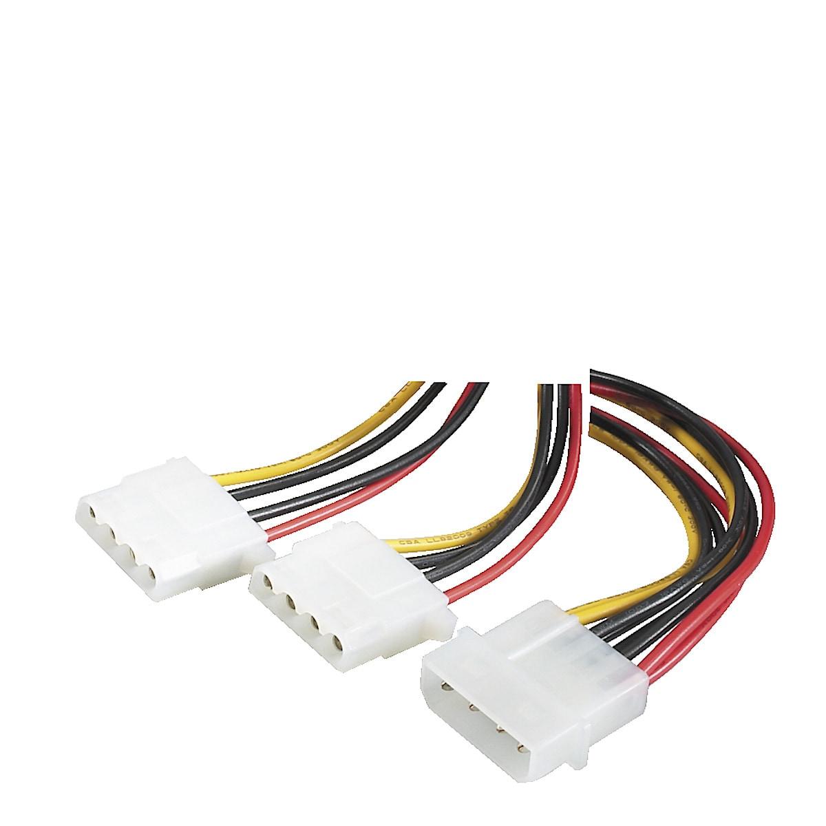 Strömkabel, Y-kabel