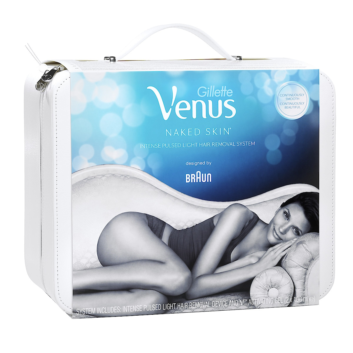 Hårborttagare Gillette Venus Naked Skin