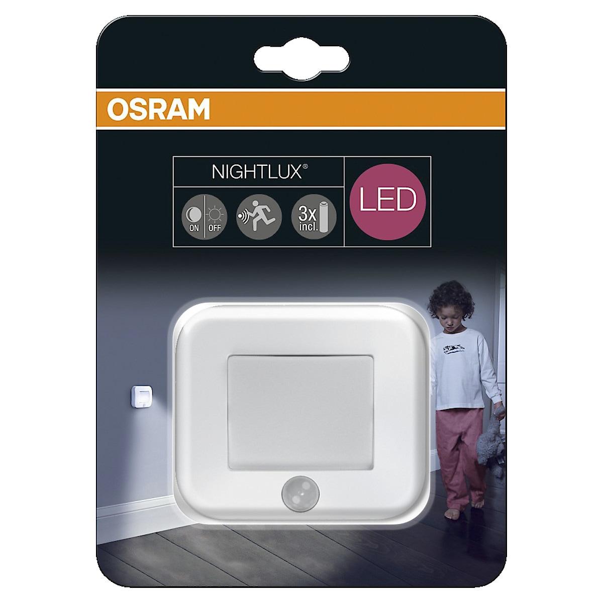 LED-valaisin Osram Nightlux Hall