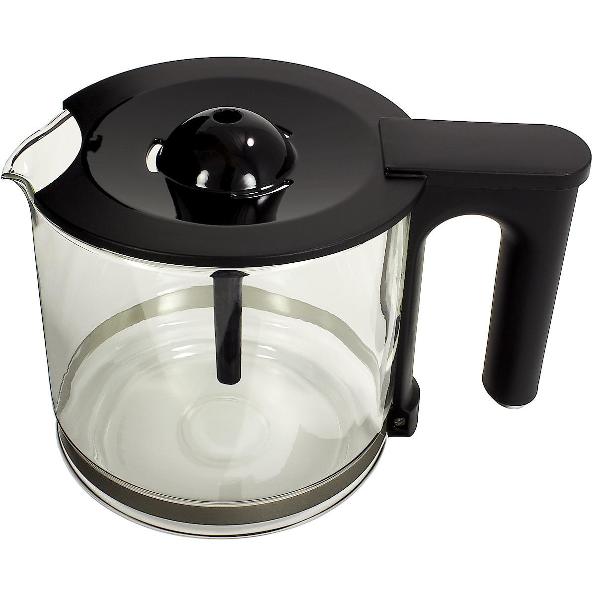 Kaffebryggare Svart Coline, 1st | Nätmat