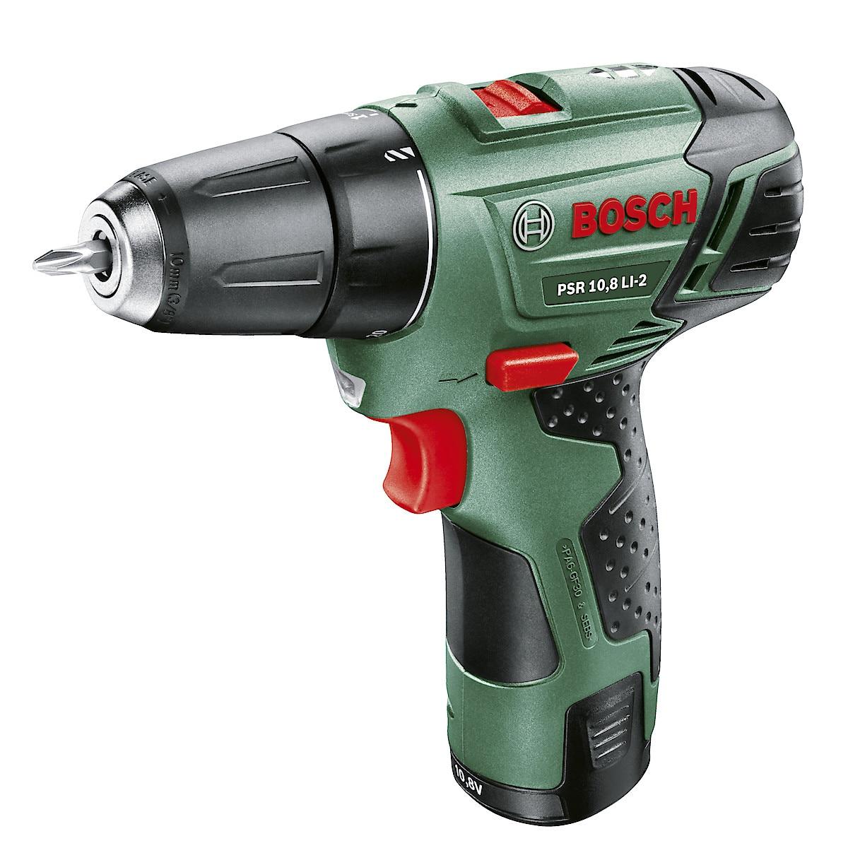 Bosch PSR 14.4 LI-2 Drill/Driver