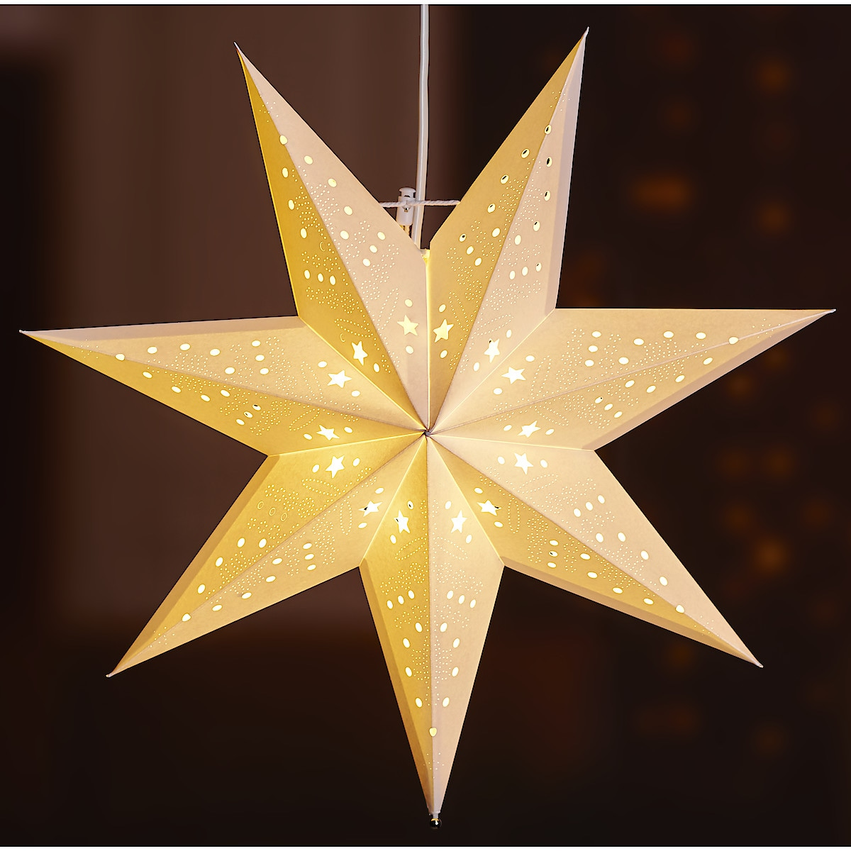 Christmas Star Shade, 40 cm