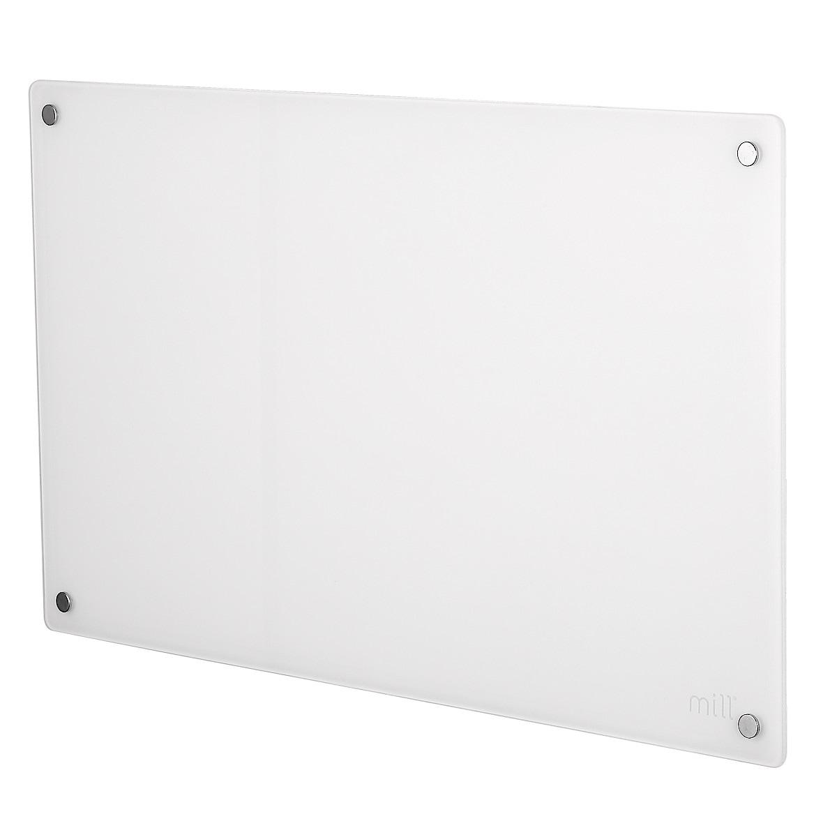 Lämpöpatteri jossa lasinen etuosa Mill MB600DN 600 W 230 V