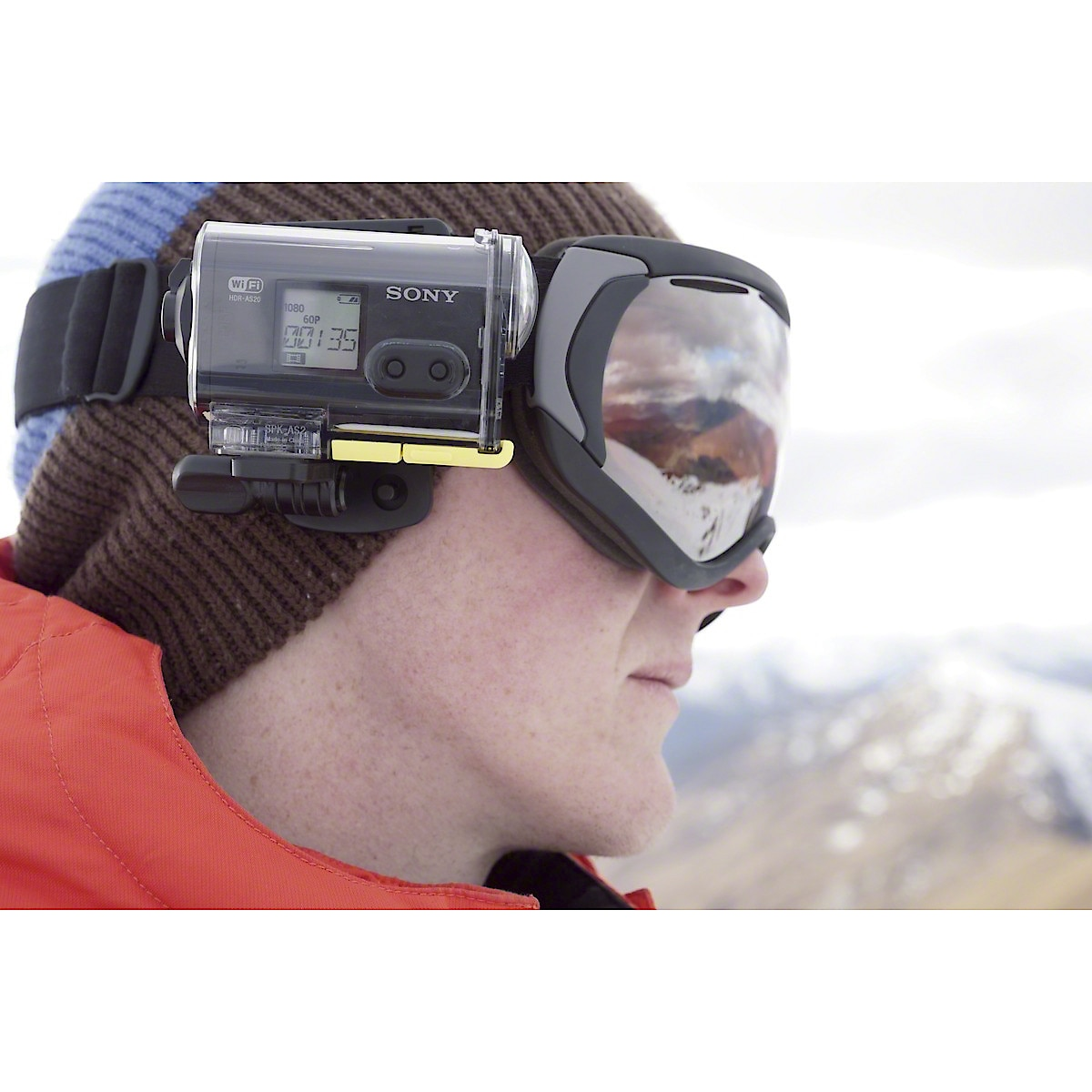 Actionkamera Sony HDR-AS20