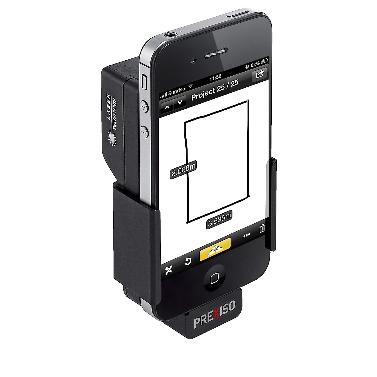 iC4 Distance Meter for iPhone