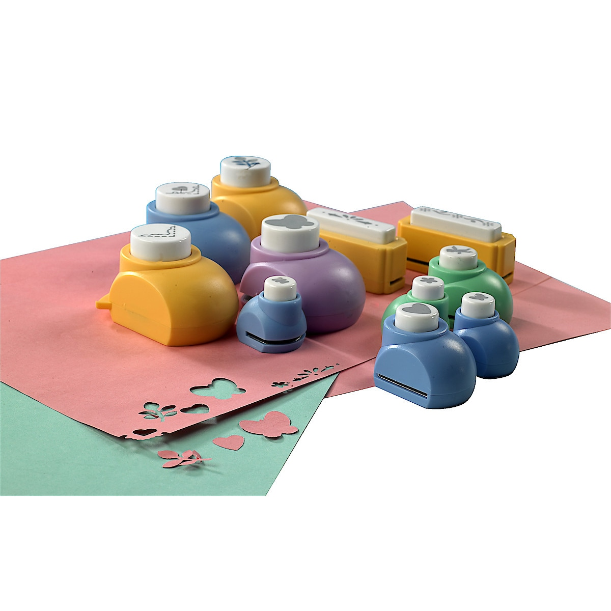 Paper Punch Kit