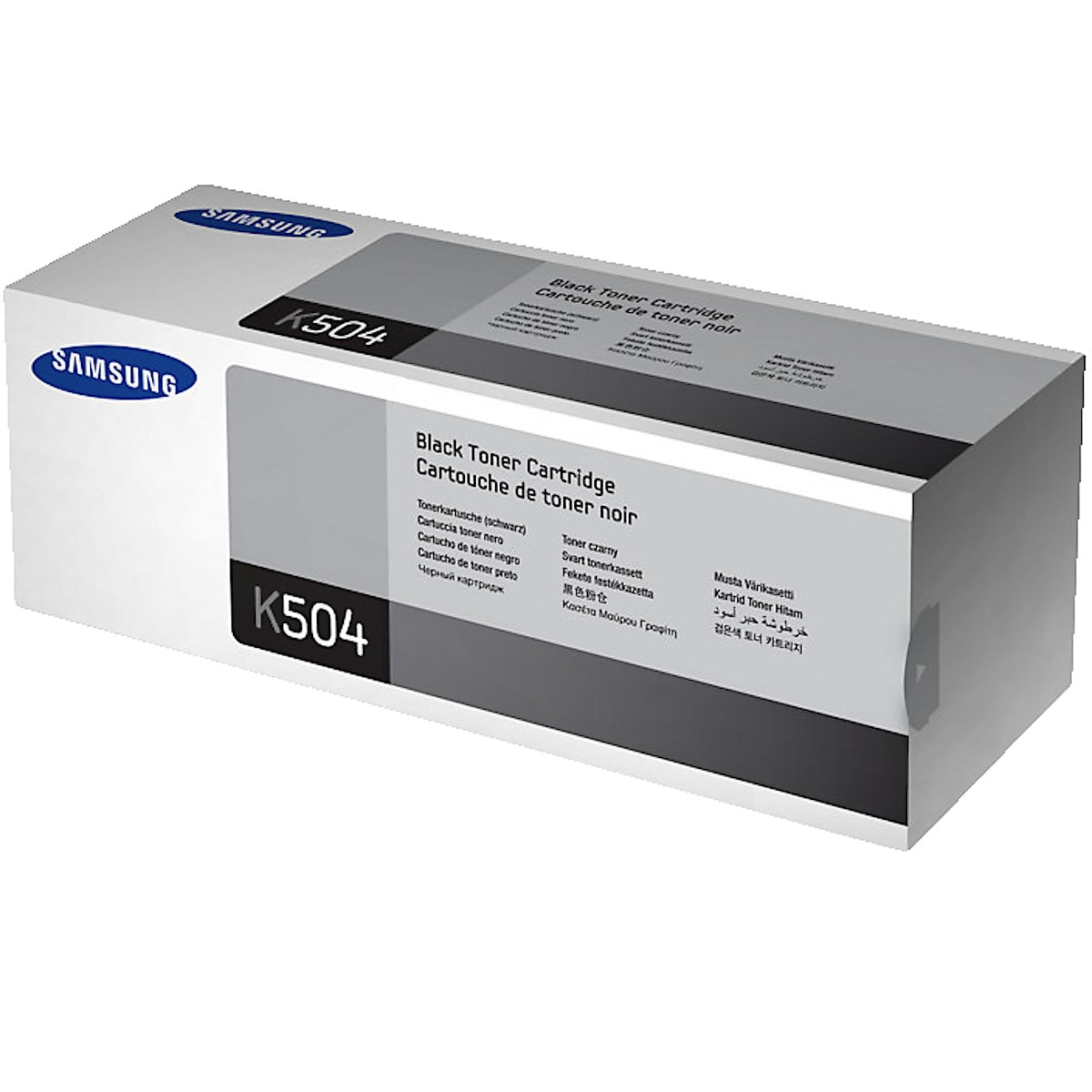 Samsung CLT-504S toner
