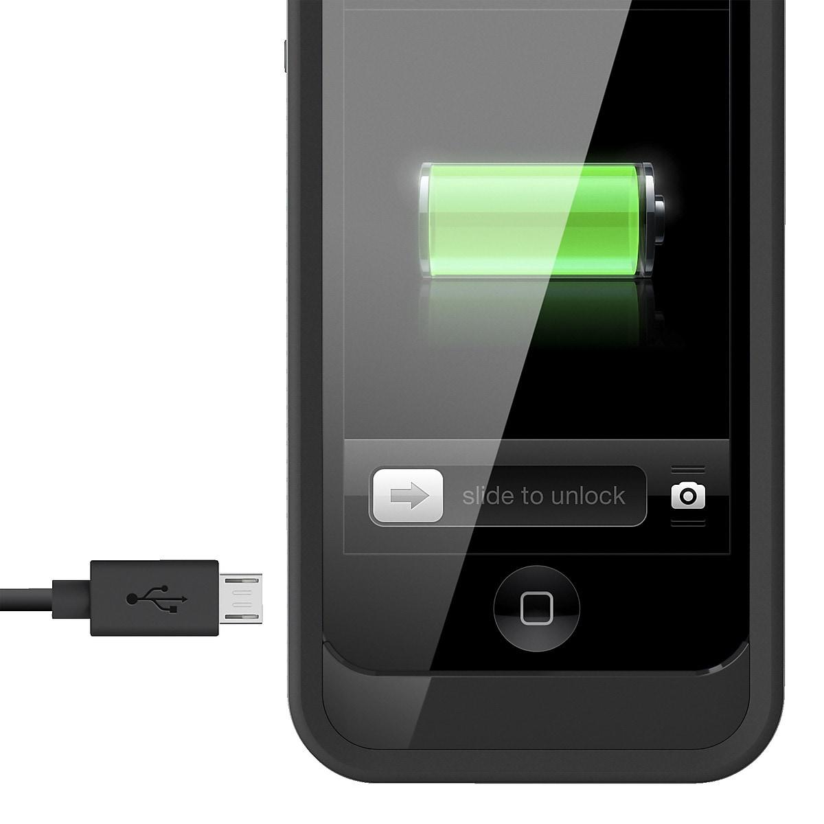 Belkin Grip Power Battery Case for iPhone 5/5S