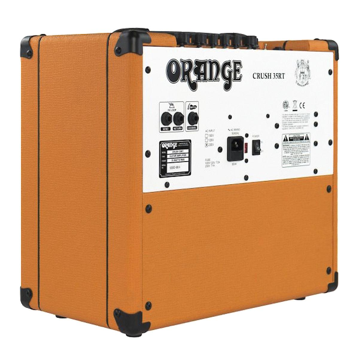 Orange Crush 35RT forsterker