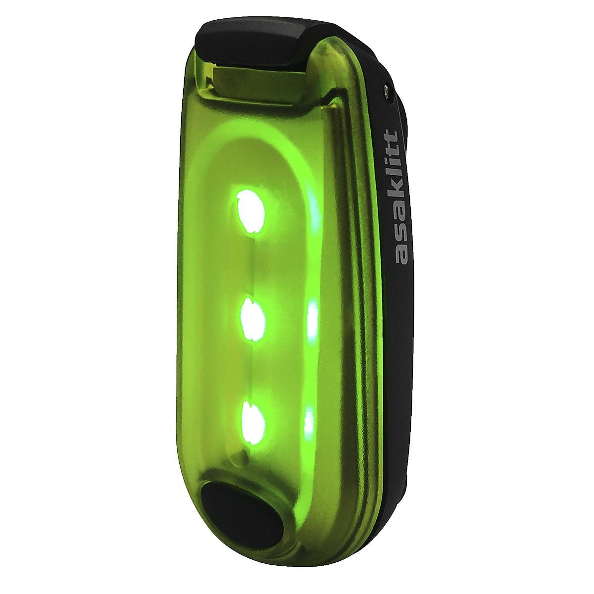 LED-lampa med clips Asaklitt