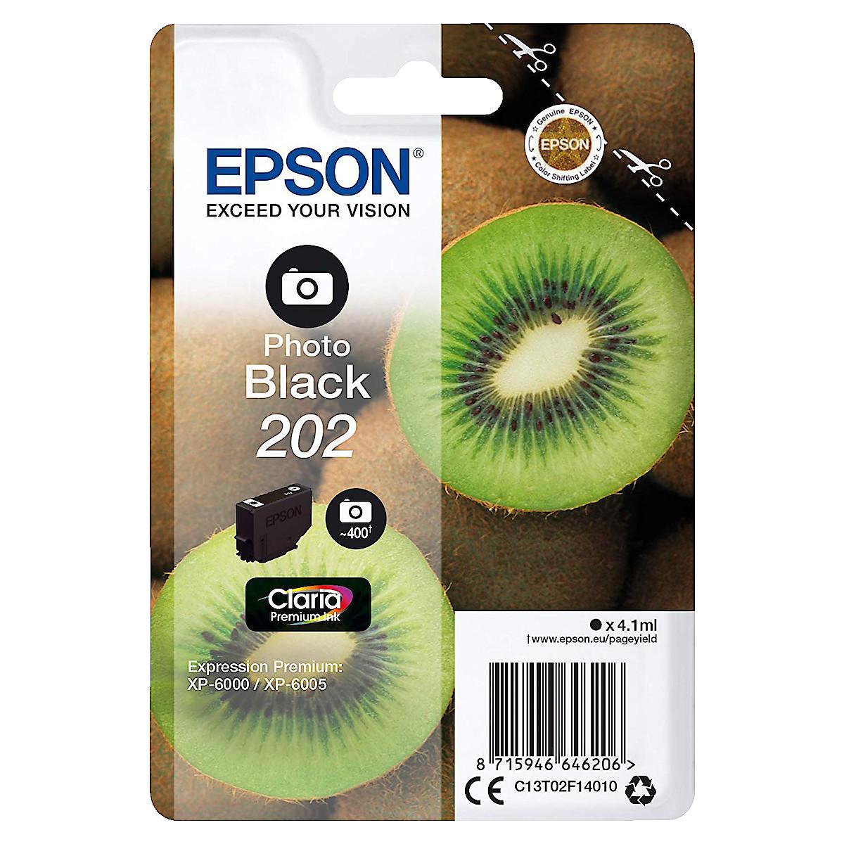 Bläckpatron Epson 202