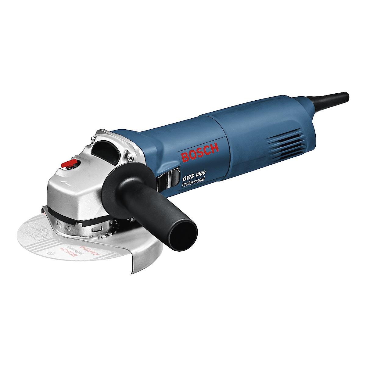 Kulmahiomakone Bosch GWS 1000 Professional