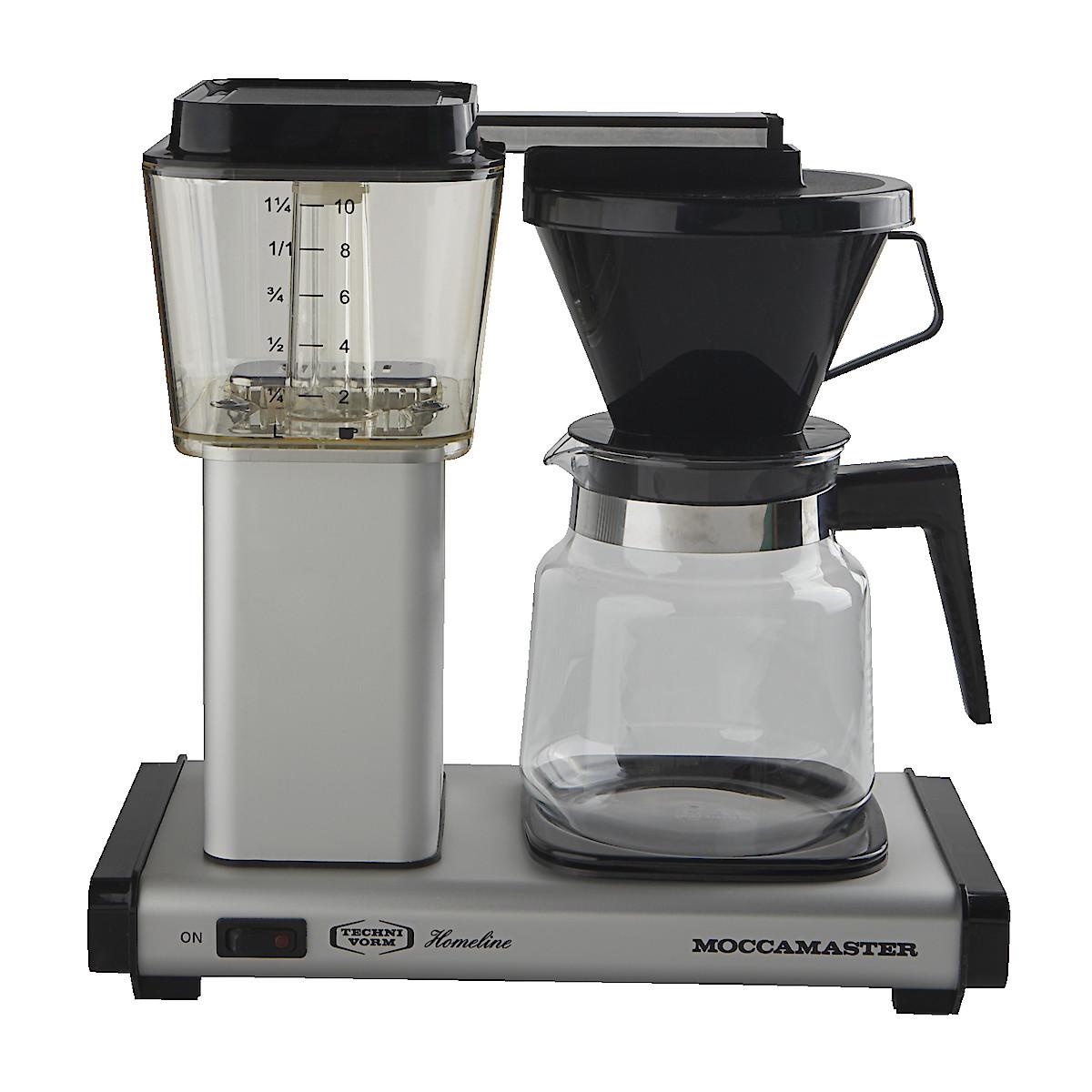 Moccamaster K741 Homeline Coffee Maker