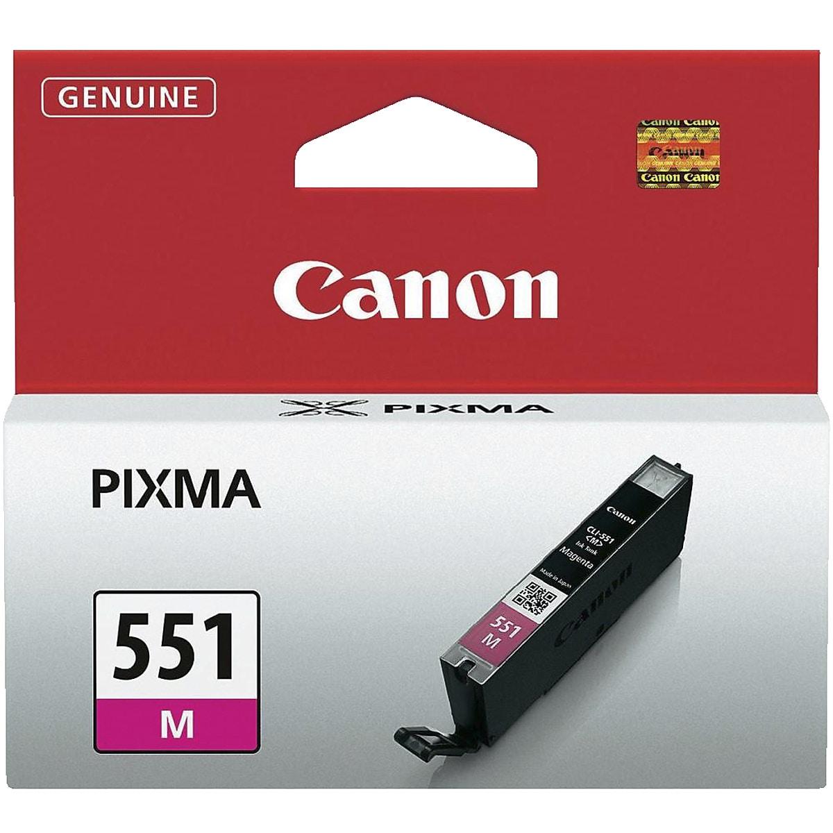 Bläckpatron Canon PGI-550 / CLI-551