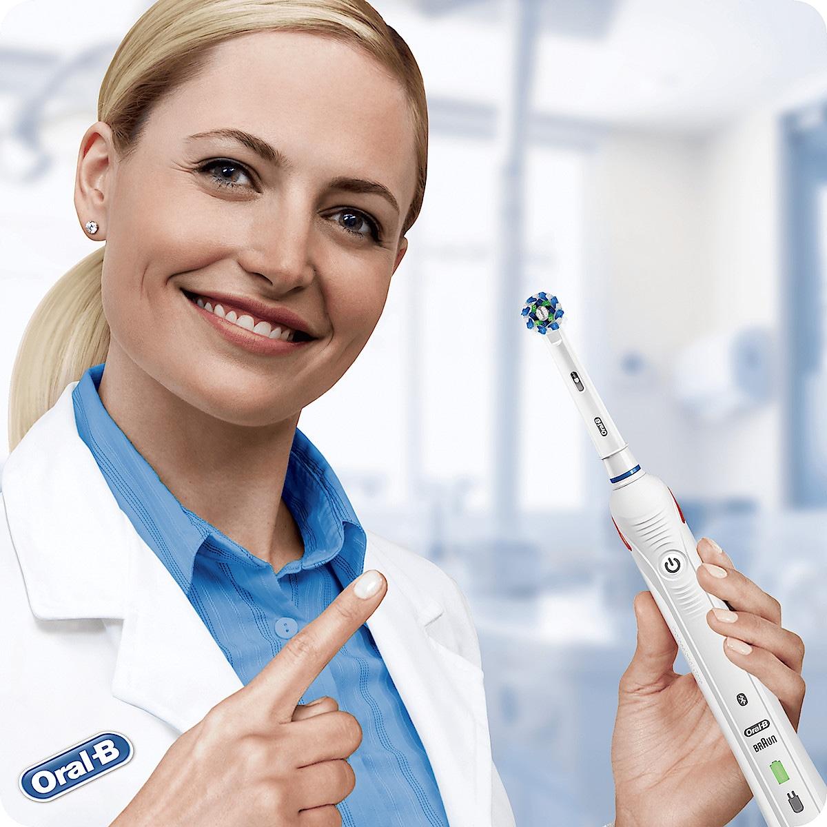 Oral-B Smart 4 4200S elektrisk tannbørste
