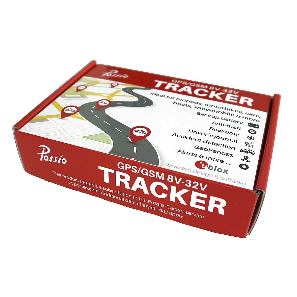 GPS-tracker Possio Tracker