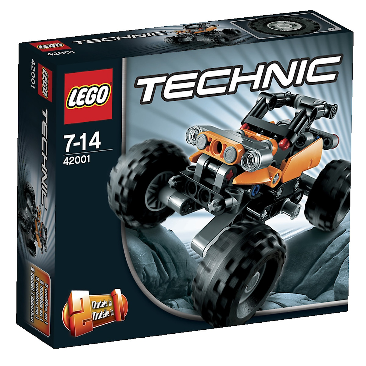 Lego Technic Small