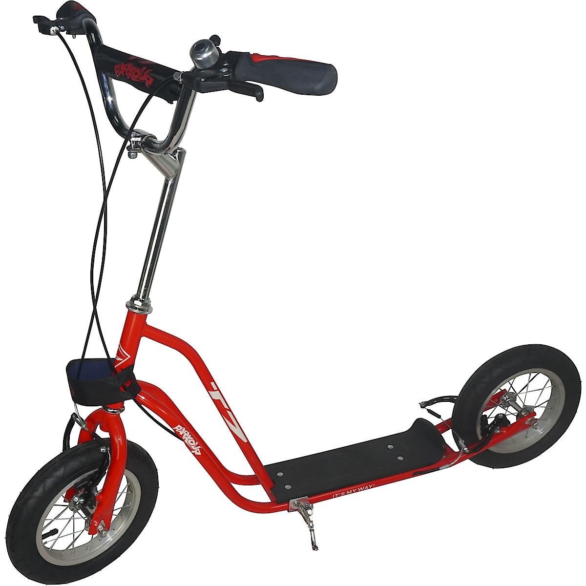 Sparkcykel longkick