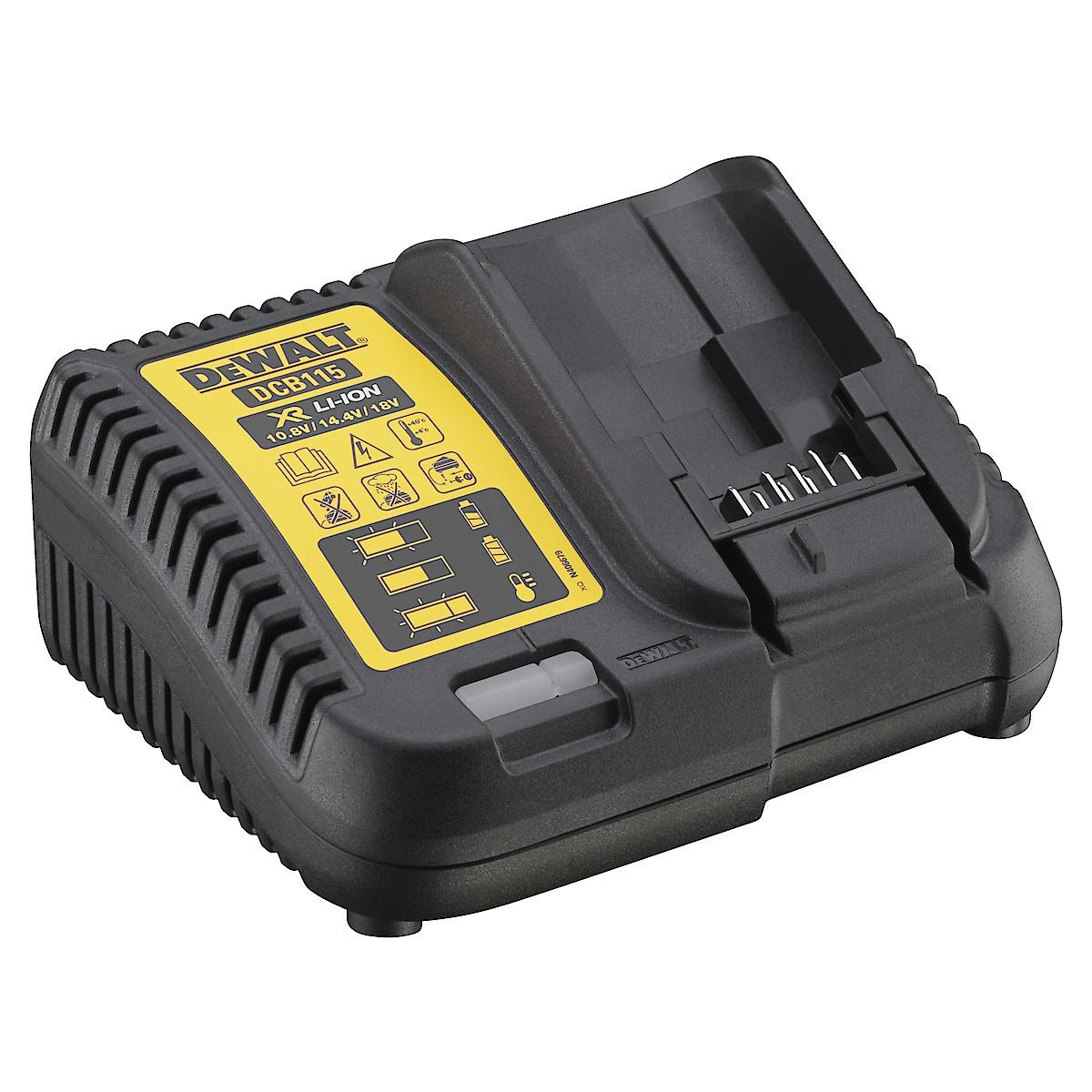 Dewalt XR DCB115 batterilader