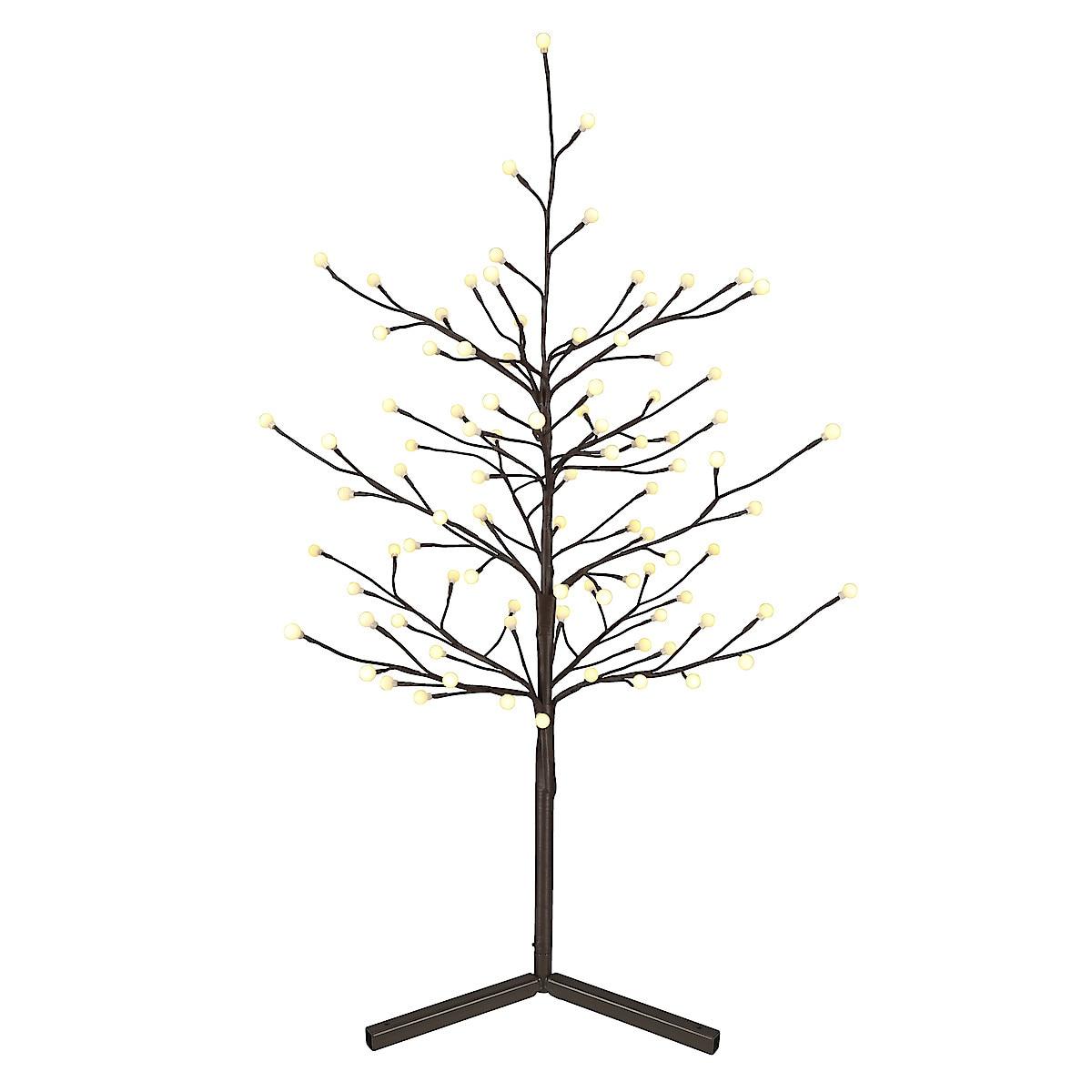 Dekorationsträd med LED Northlight