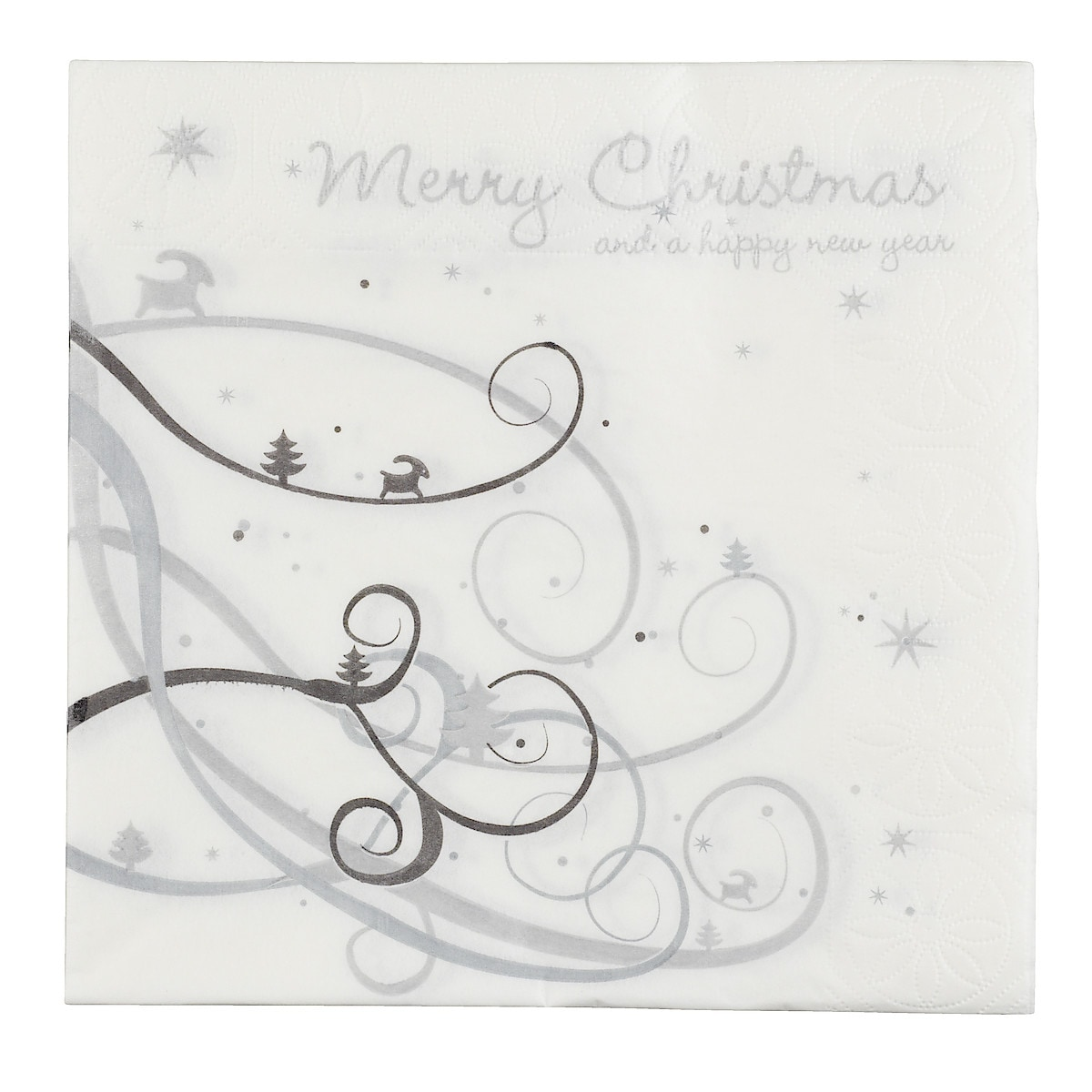 Christmas napkins