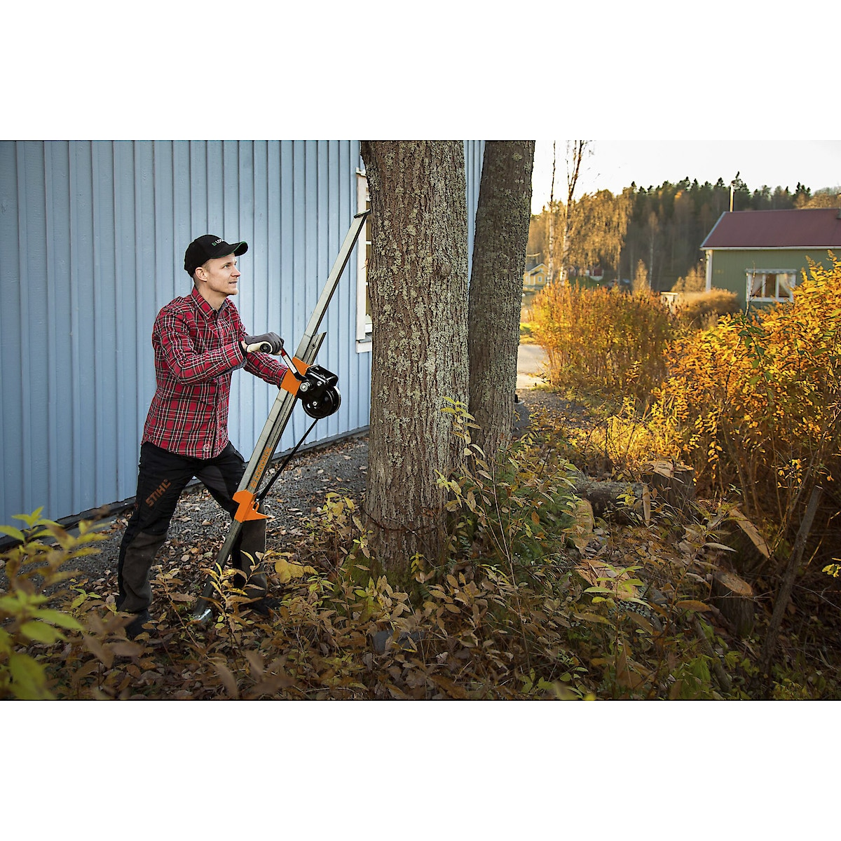 Trädfällsriktare Logosol Smart Pusher