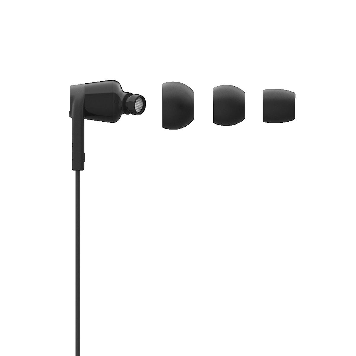 Belkin Rockstar, headset med mikrofon og Lightningkontakt