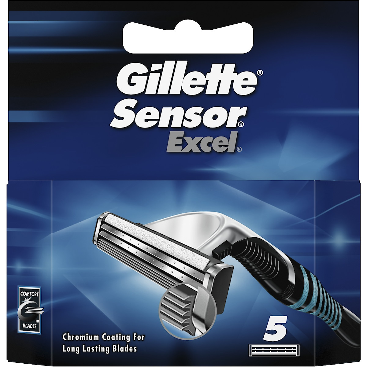 Rakblad Gillette Sensor Excel 5-pack