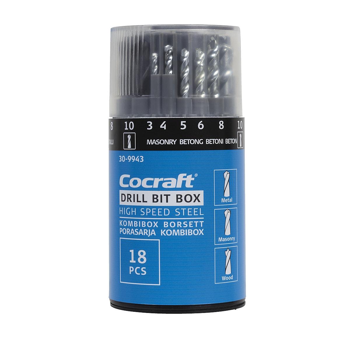 Borrar Cocraft 18 delar