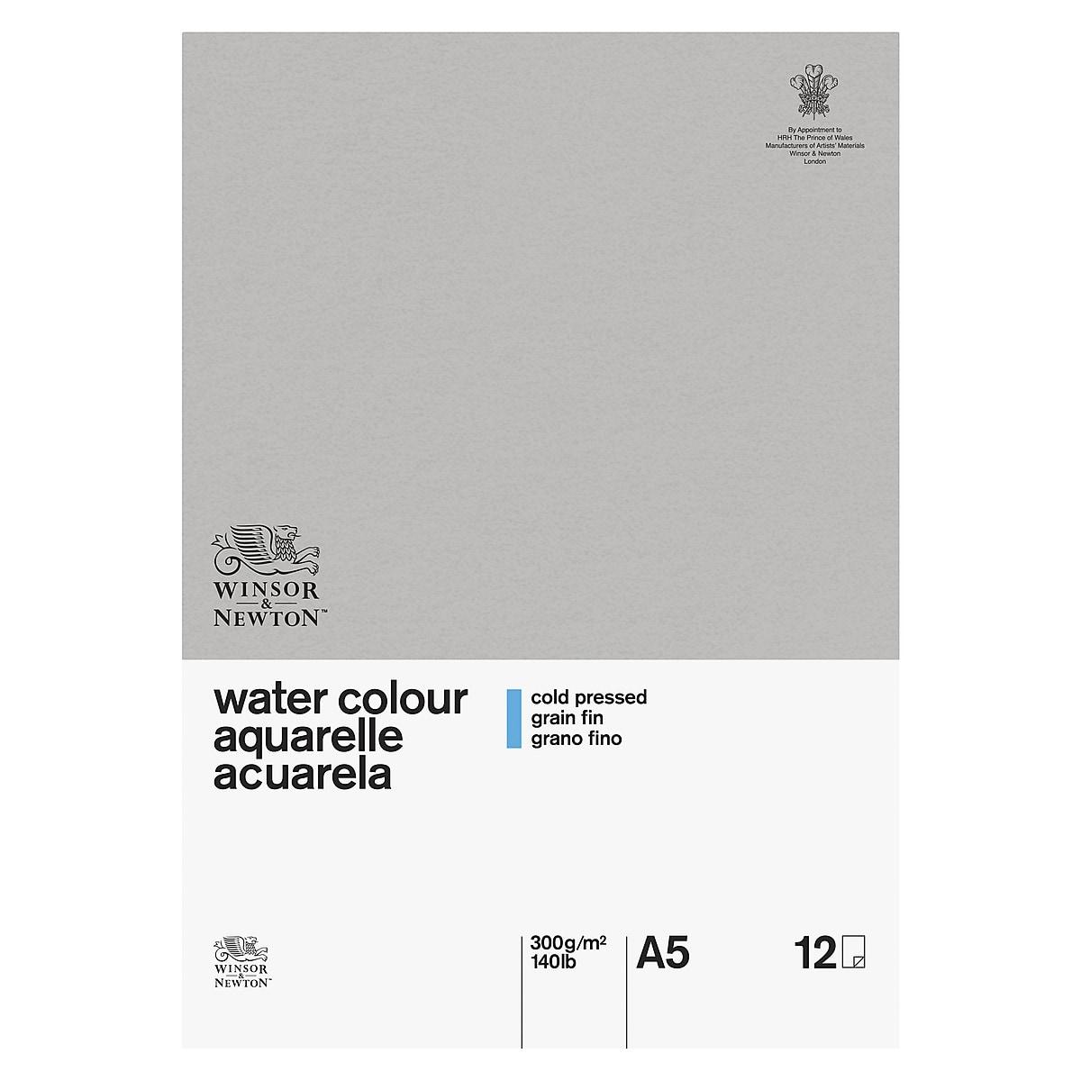 Aquarellblock Winsor & Newton