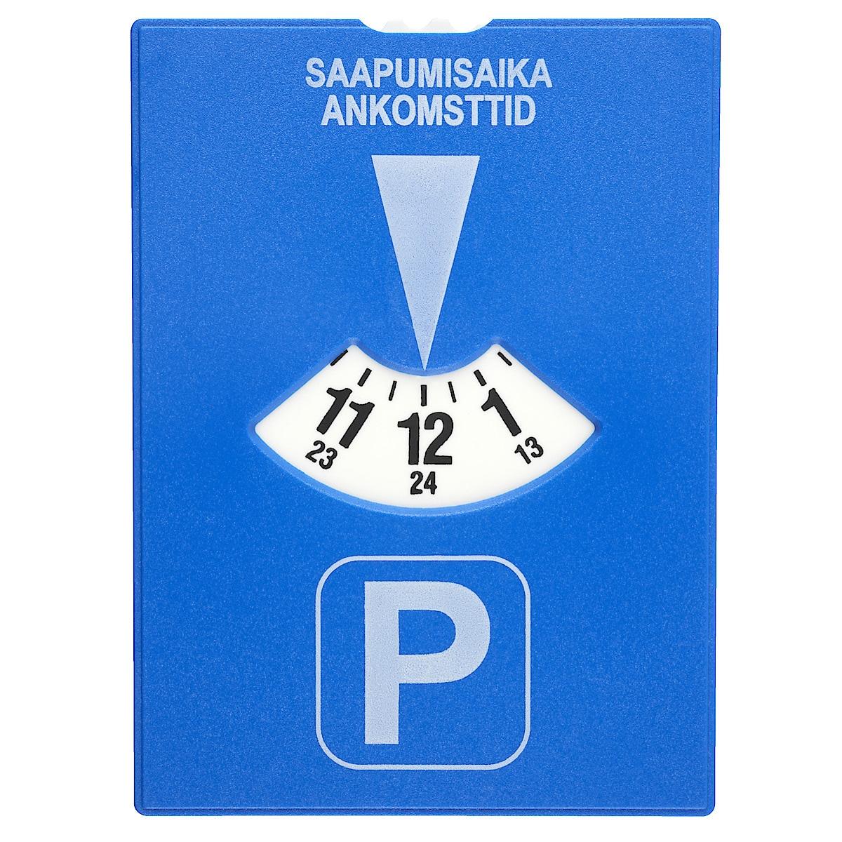 Parkeringsskiva
