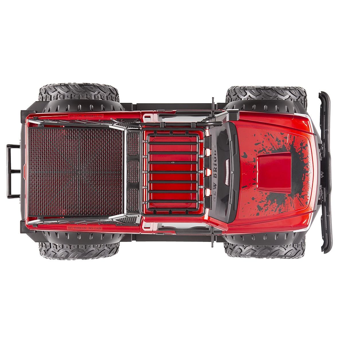 Radiostyrd bil New Bright Brutus