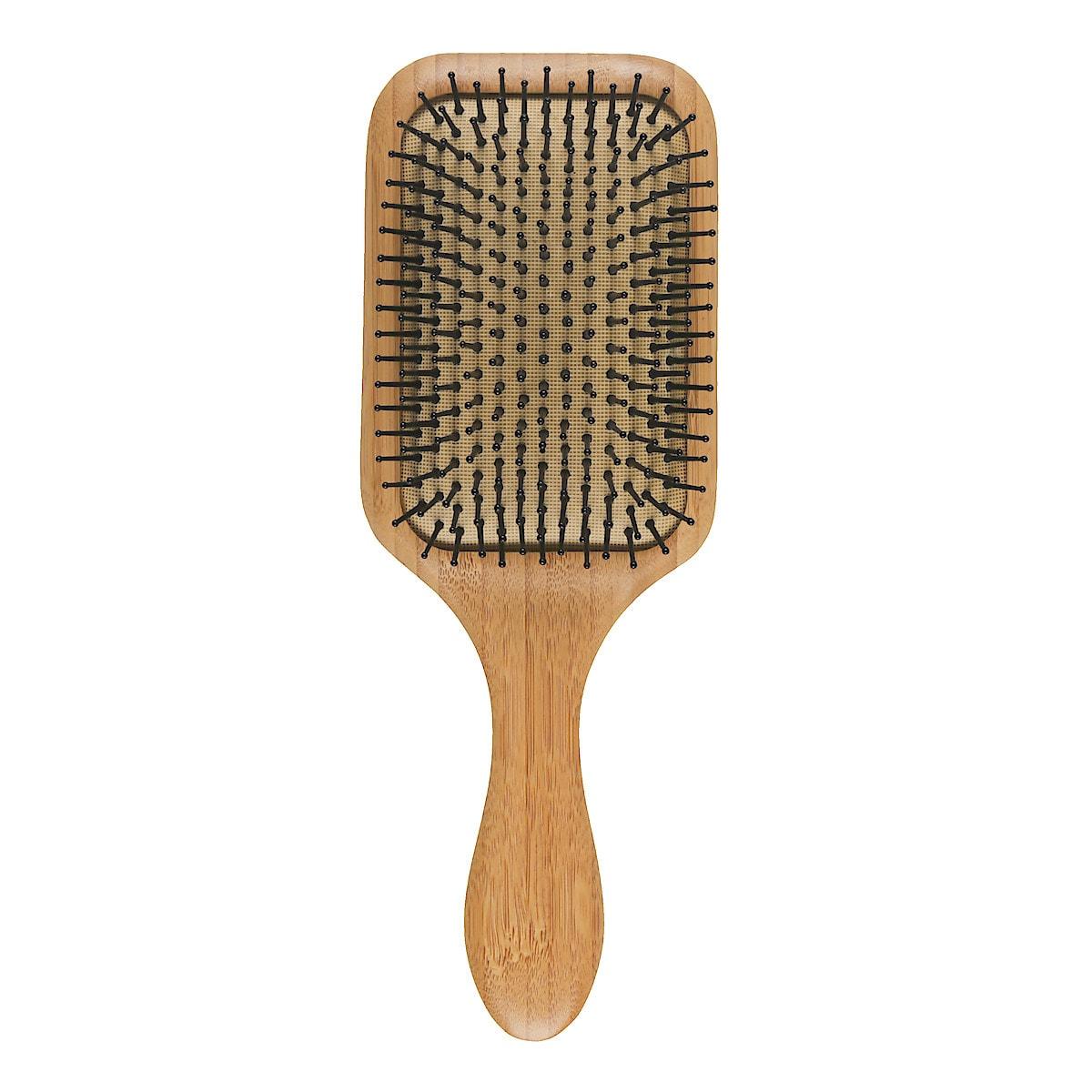 Hårborste bambu