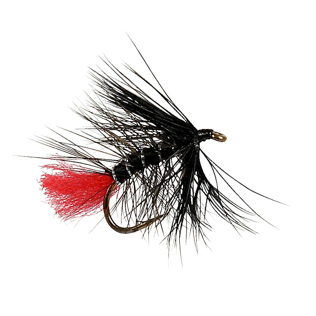 Fluesett, Pool12 Fly Selection 8-pack