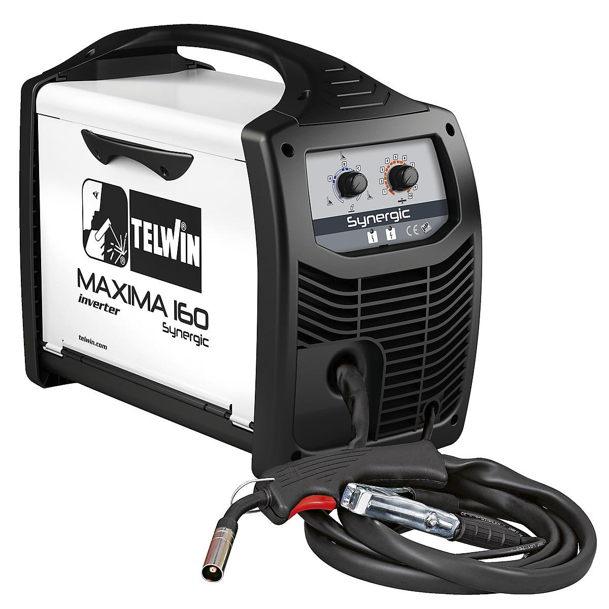 Svets Telwin MAXIMA 160 Synergic