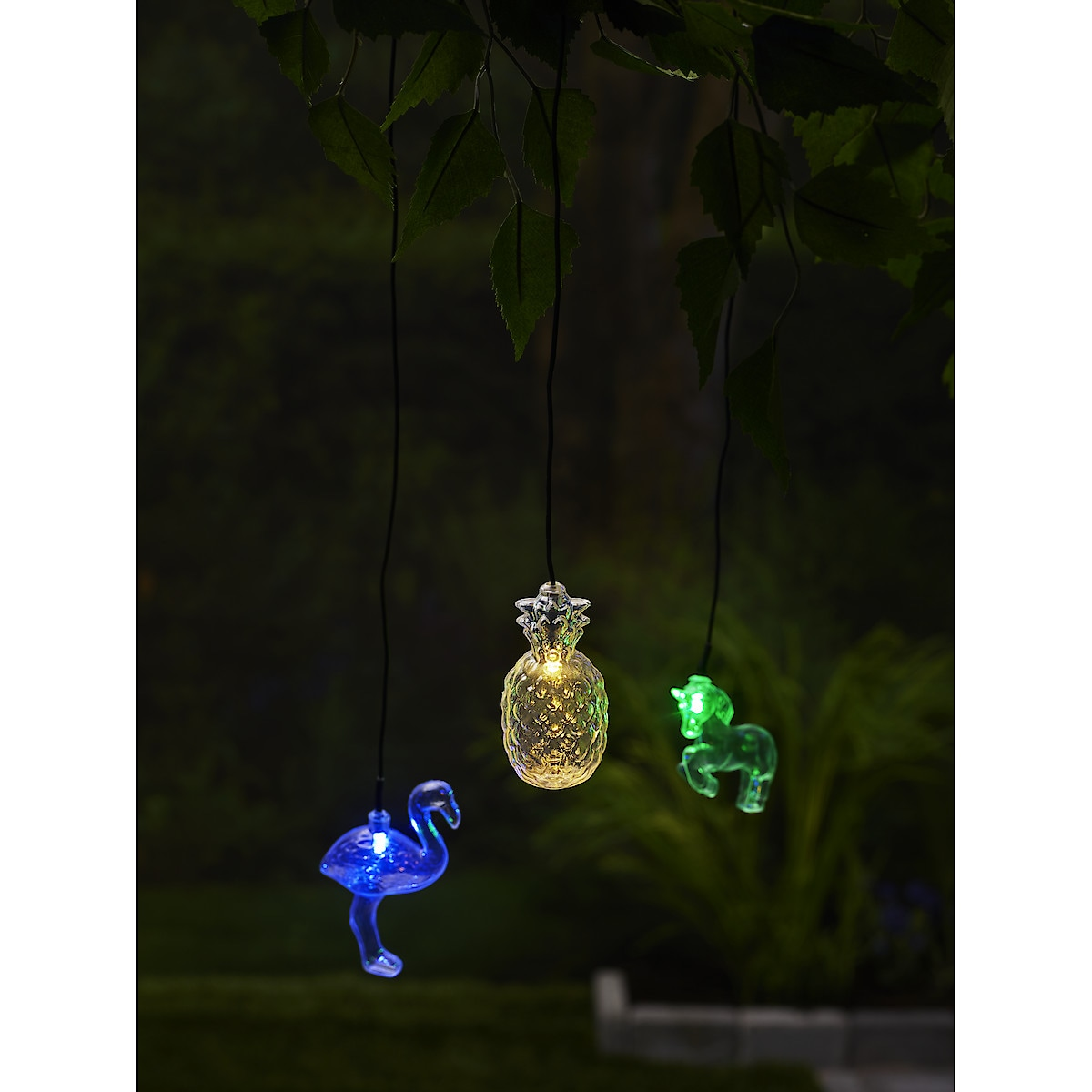 Hanging Solar Light