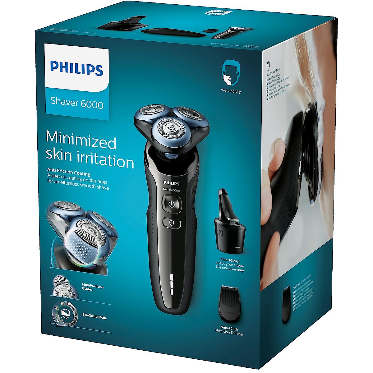 Philips Series 6000, S6680/26, barbermaskin