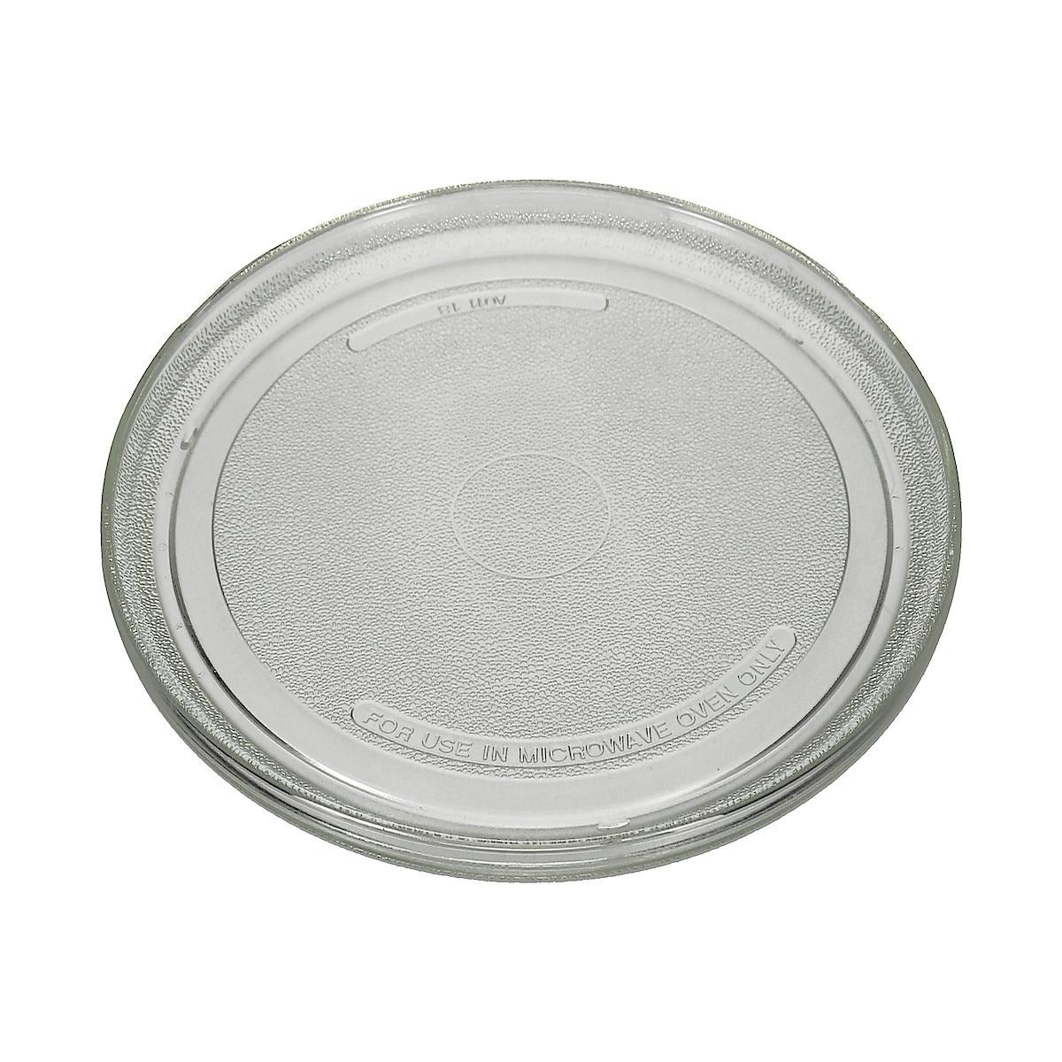 Glastallrik till mikrovågsugn 275 cm
