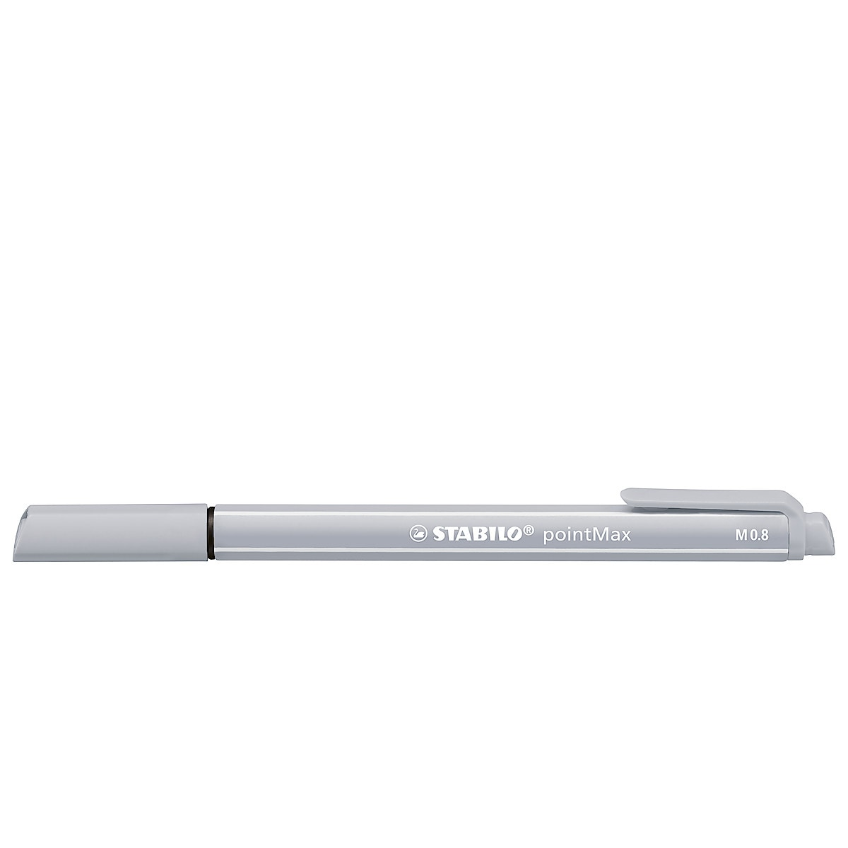 Pennor Fineliner Stabilo pointMax pastell 4-pack