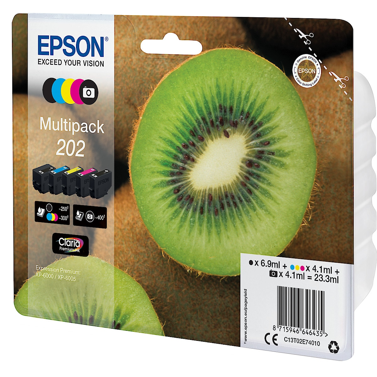 Epson 202 Ink Cartridge