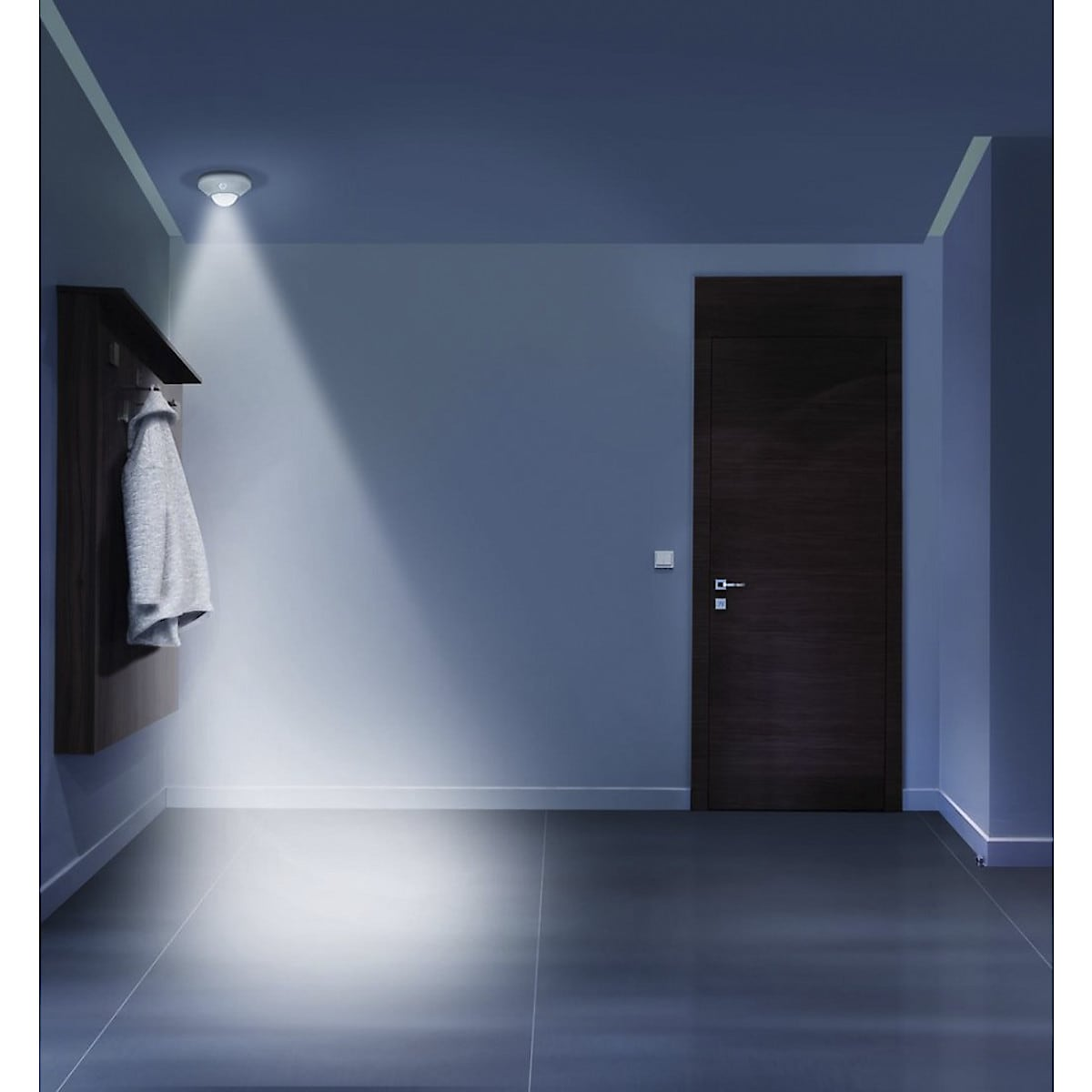 LED-valaisin Ledvance Nightlux Ceiling